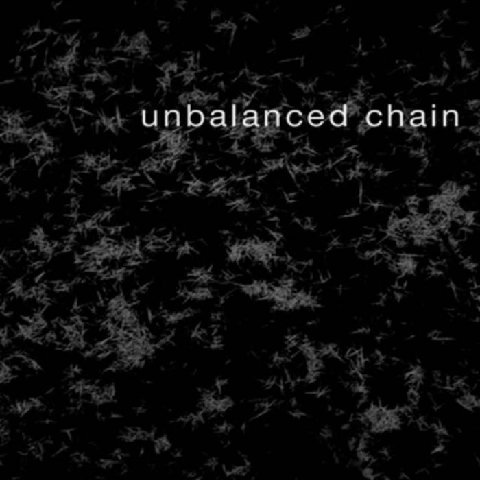 unbalanced chain cover art