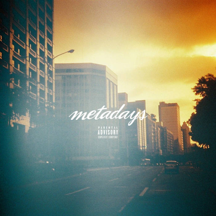 Metadays cover art