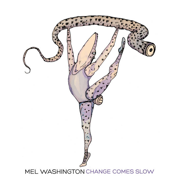 Change Comes Slow cover art