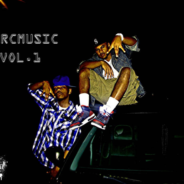 Merc Music Vol.1 cover art