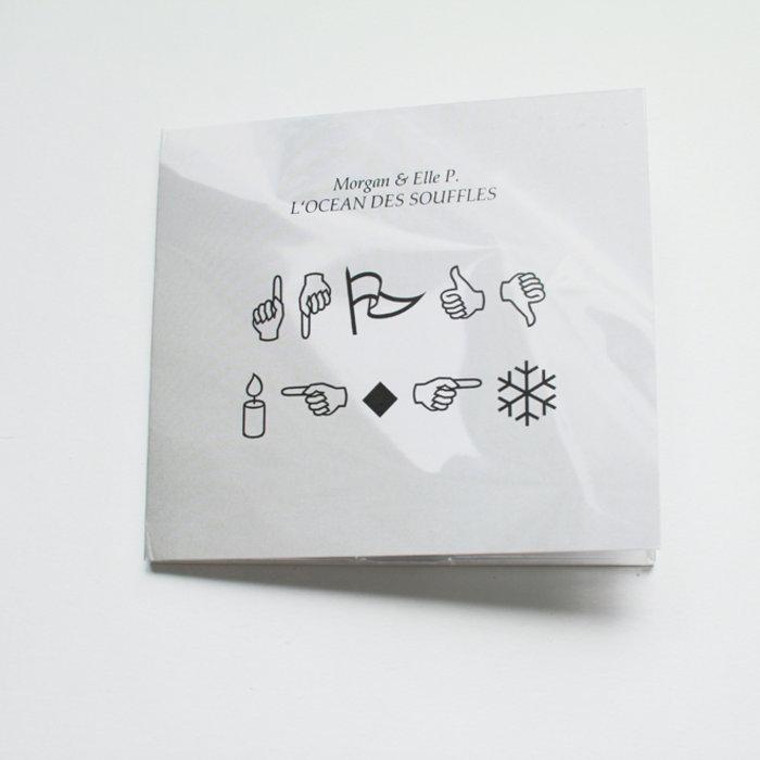 °l'ocean des souffles° (limited CD incl. digital download) cover art