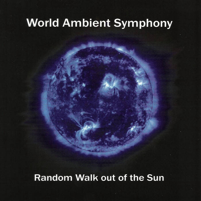Random Walk out of the Sun cover art