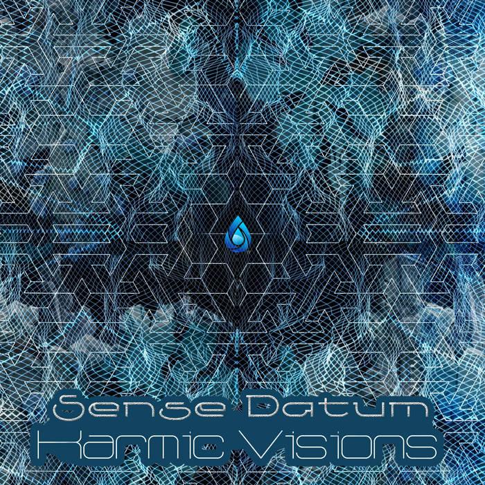 Karmic Vision's cover art