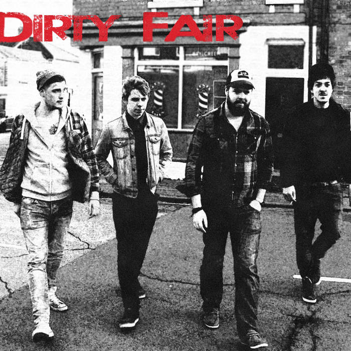 Dirty Fair EP cover art