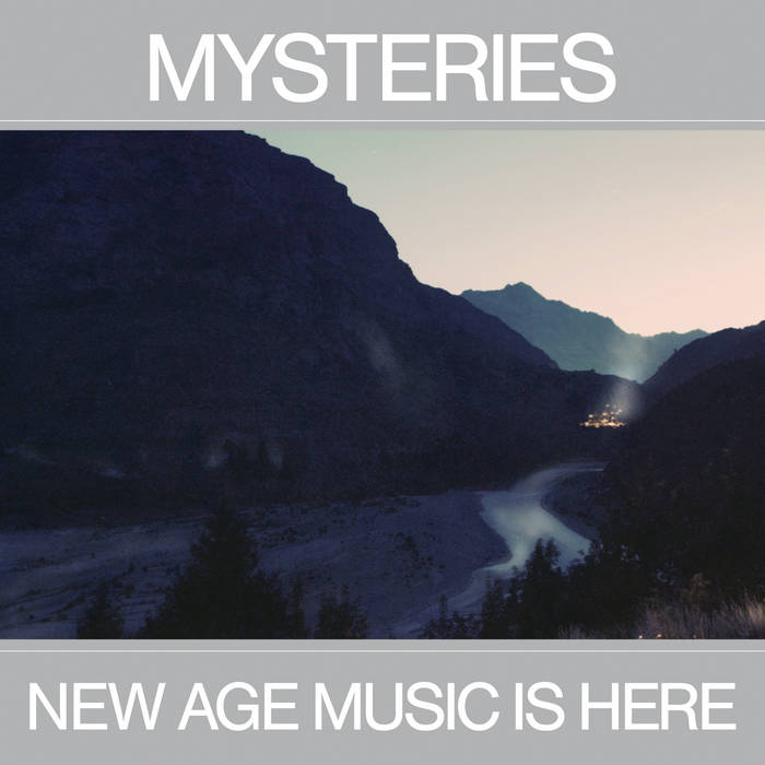New Age Music is Here cover art