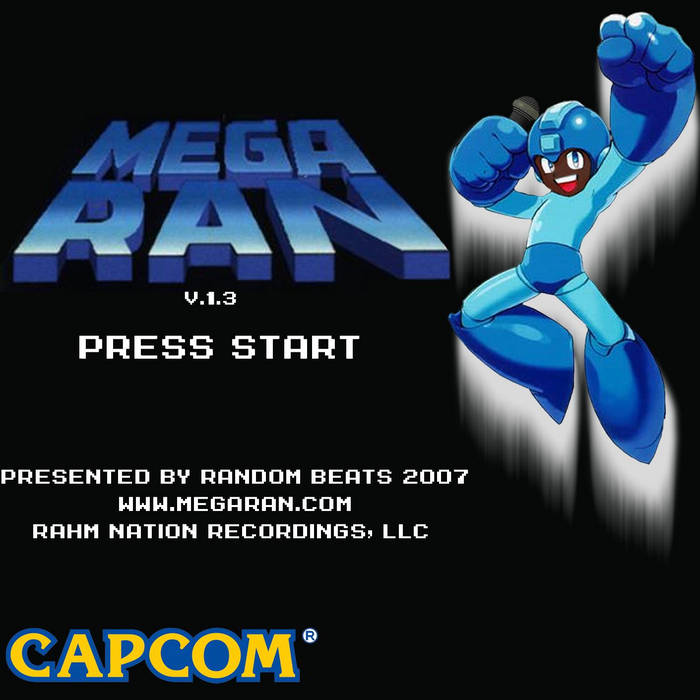 Mega Ran cover art