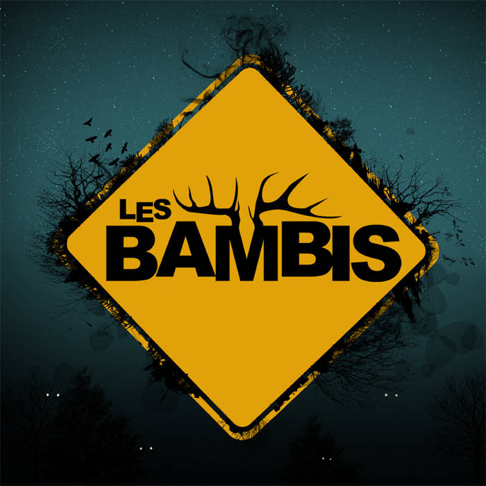 Les Bambis cover art