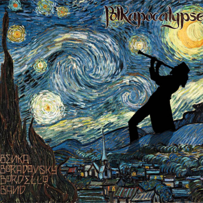 Polkapocalypse cover art