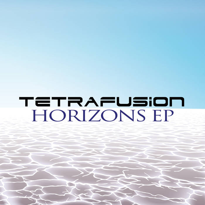Horizons EP cover art