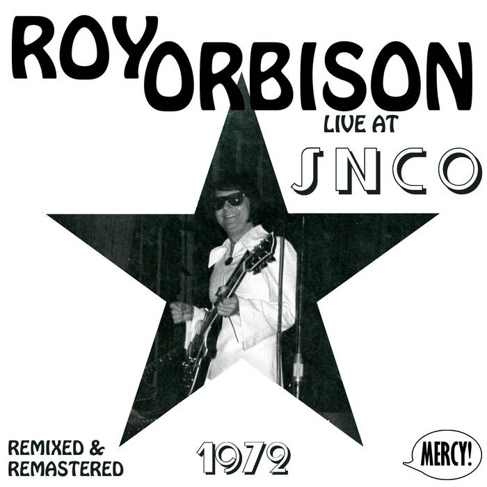 Roy Orbison: Live at the SNCO cover art