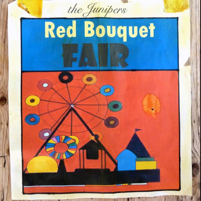 Red Bouquet Fair cover art