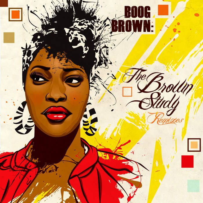 The Brown Study Remixes cover art
