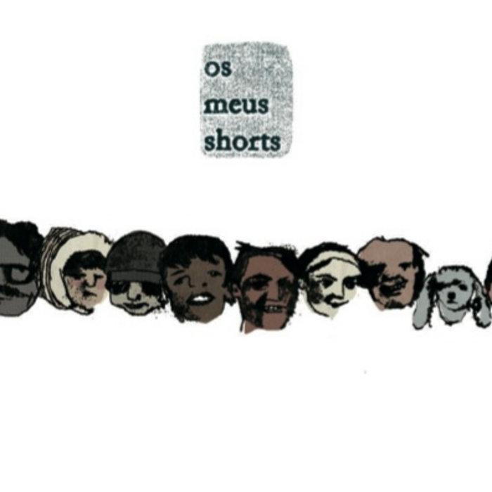 Os Meus Shorts cover art