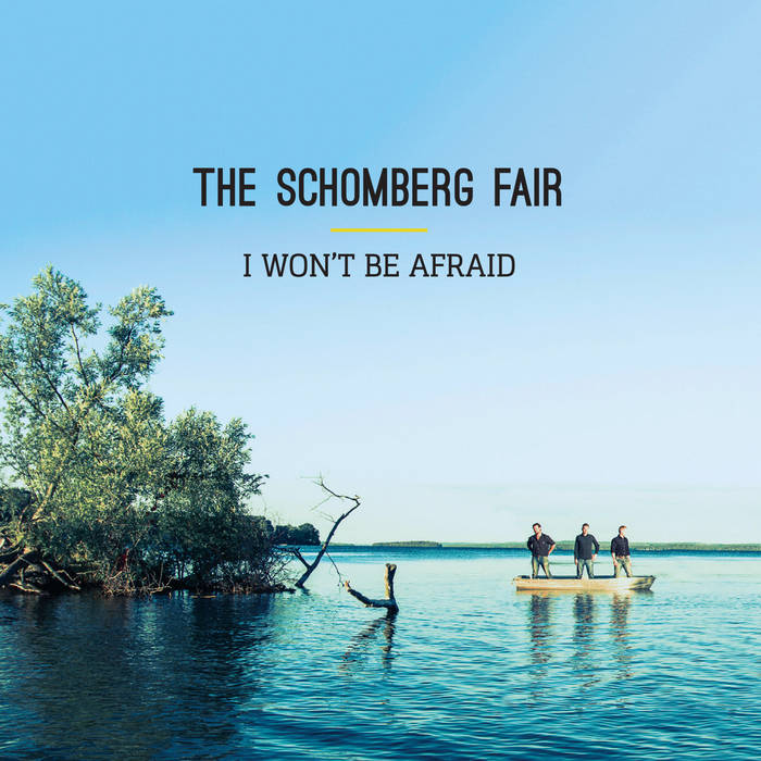 I Won't be Afraid cover art