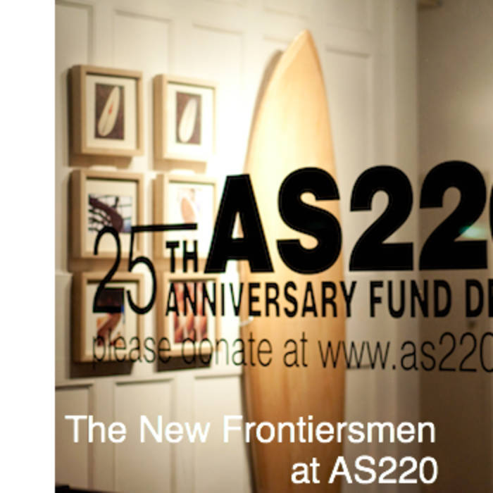 At AS220 cover art