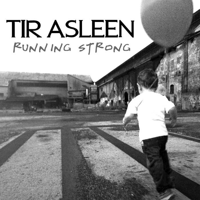 Running Strong cover art