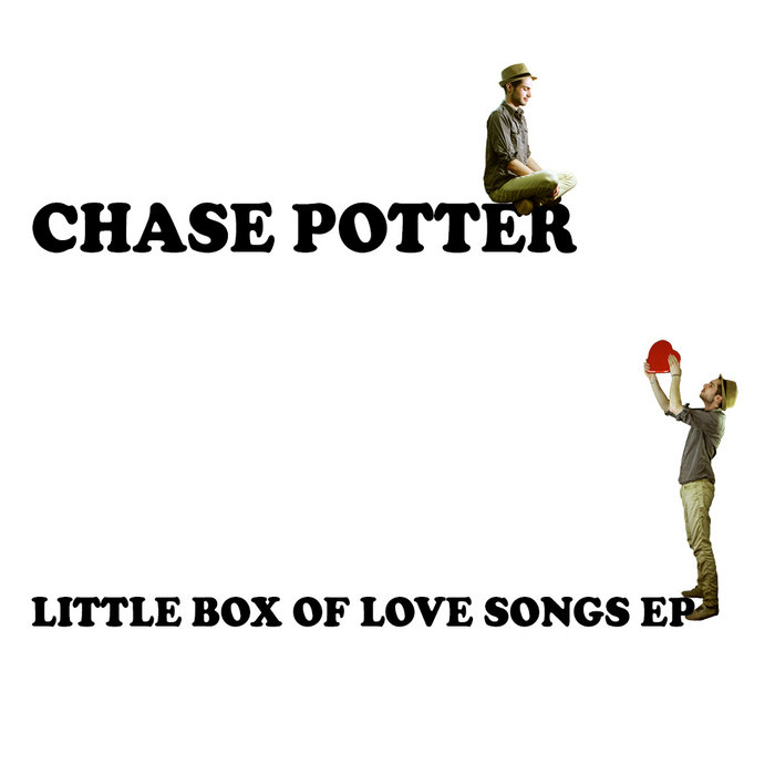 Little Box Of Love Songs EP cover art