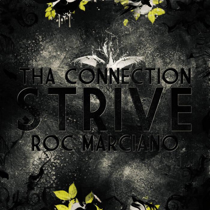 Strive : The Album cover art