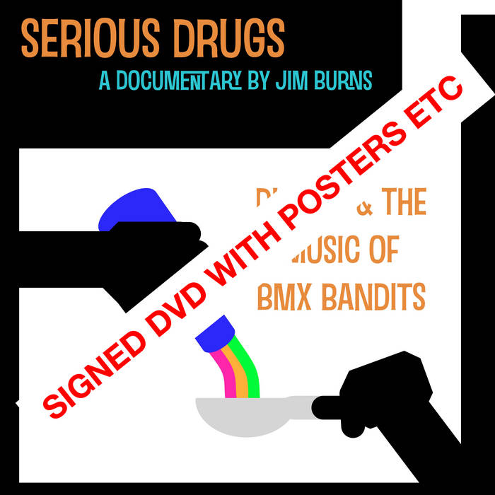 Serious Drugs Special Ltd Edition DVD Pack cover art