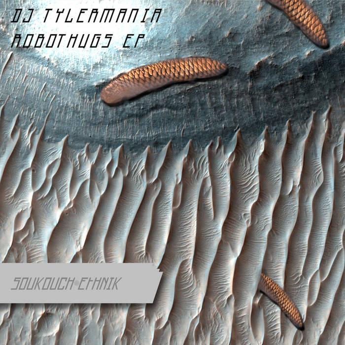SE008 - Dj Tylermania - Robothugs Ep cover art