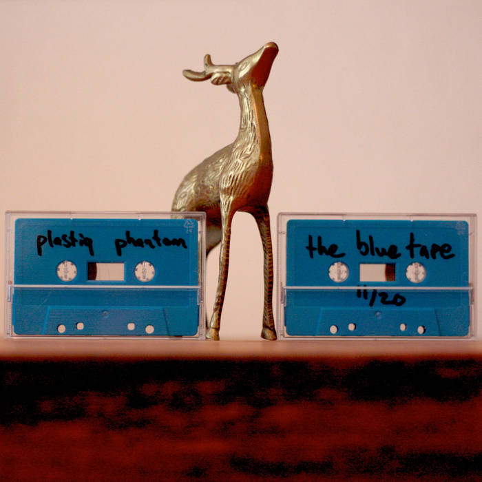 the blue tape cover art