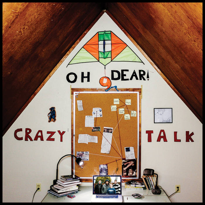 Crazy Talk EP cover art