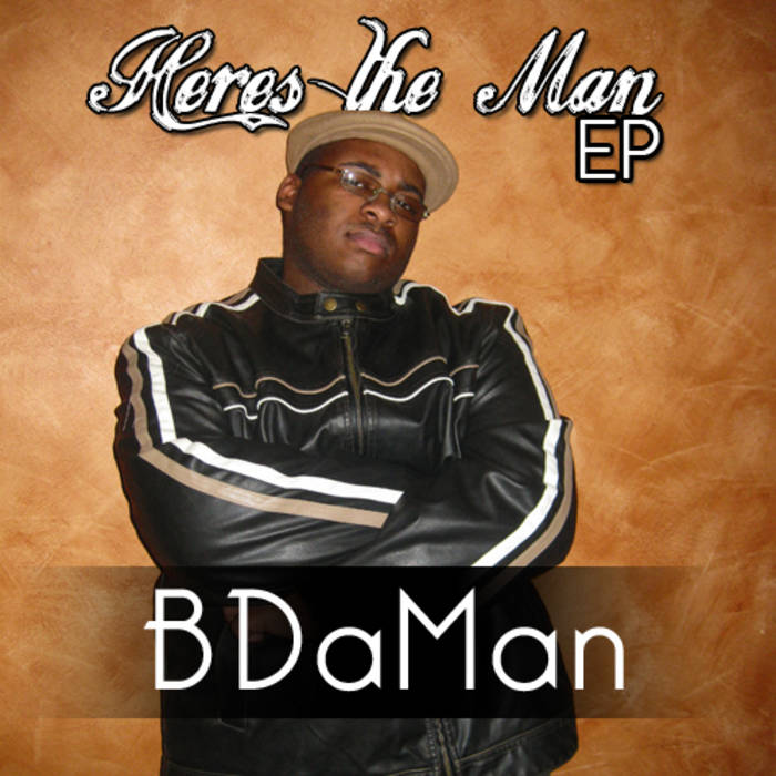 Here's The Man EP cover art