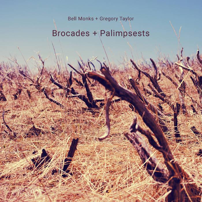 Brocades + Palimpsests cover art