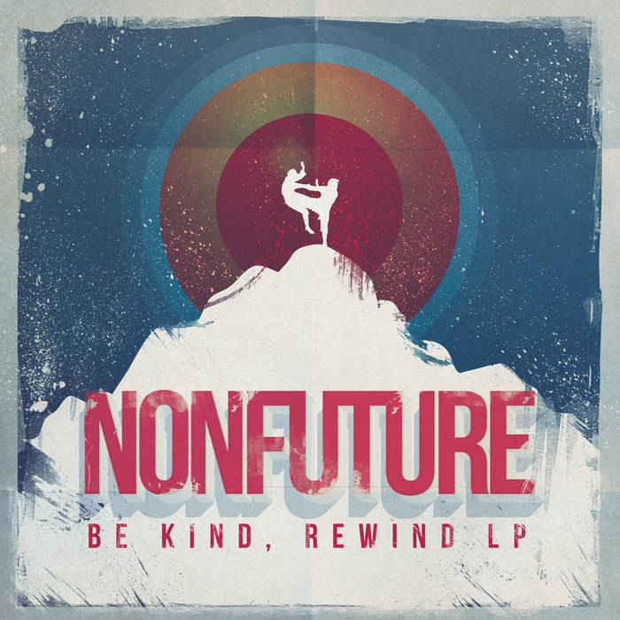 Be Kind, Rewind LP cover art