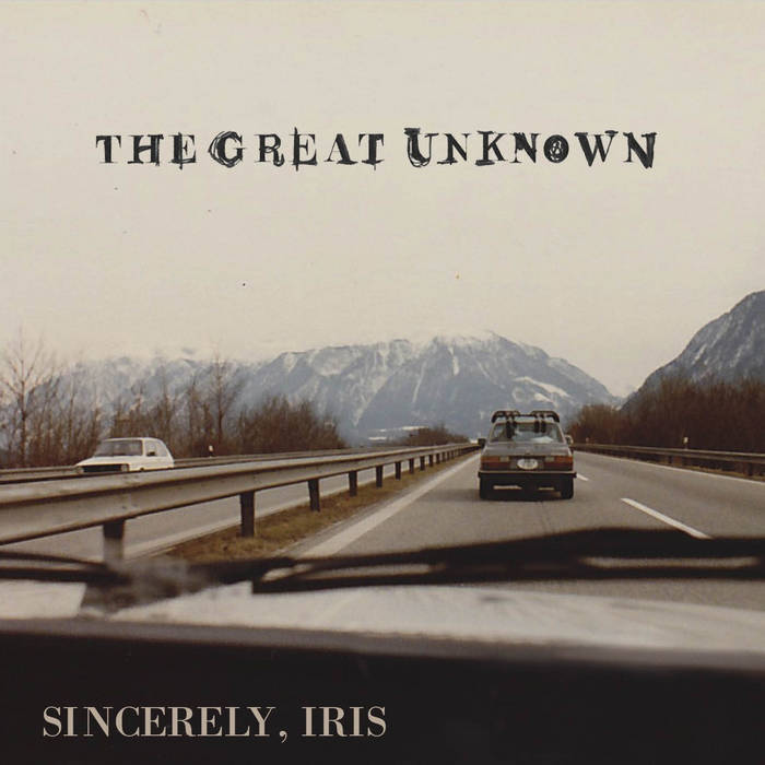 The Great Unknown cover art