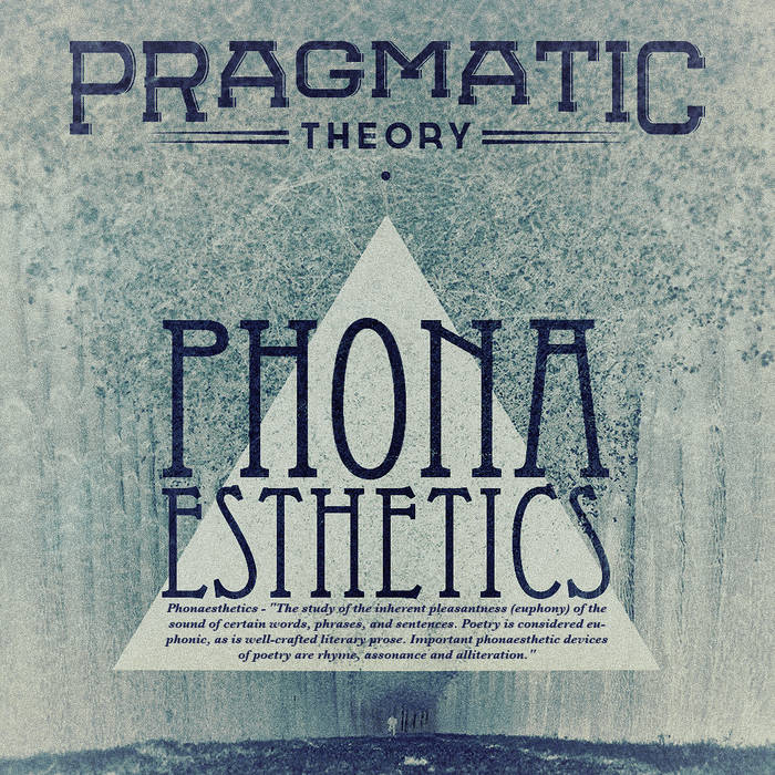 Phonaesthetics cover art