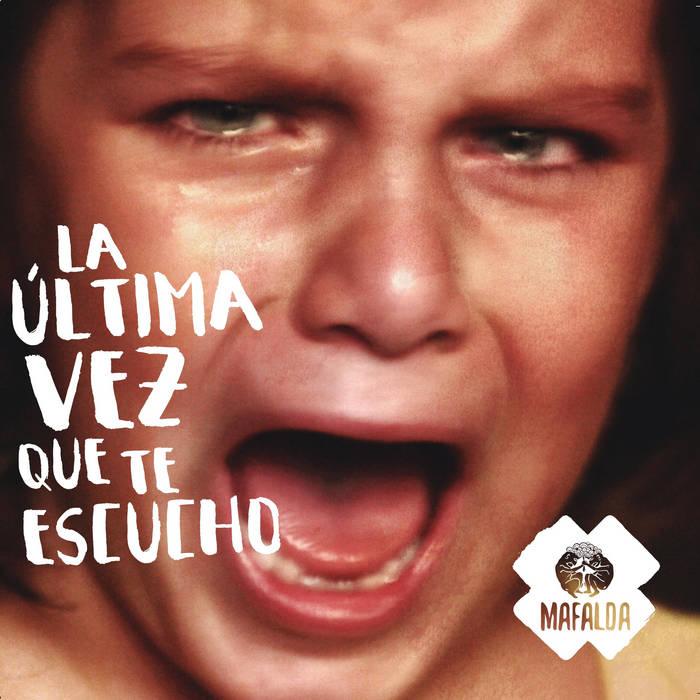 La Última Vez Que Te Escucho cover art