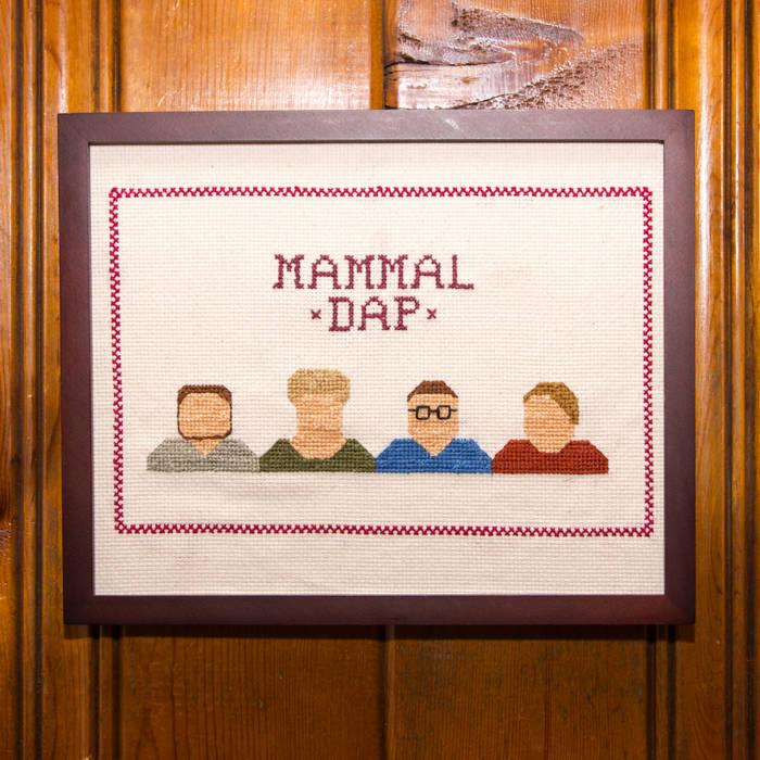 Mammal Dap cover art