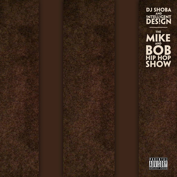 The Mike & Bob Hip Hop Show cover art