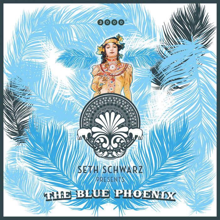 The Blue Phoenix EP cover art