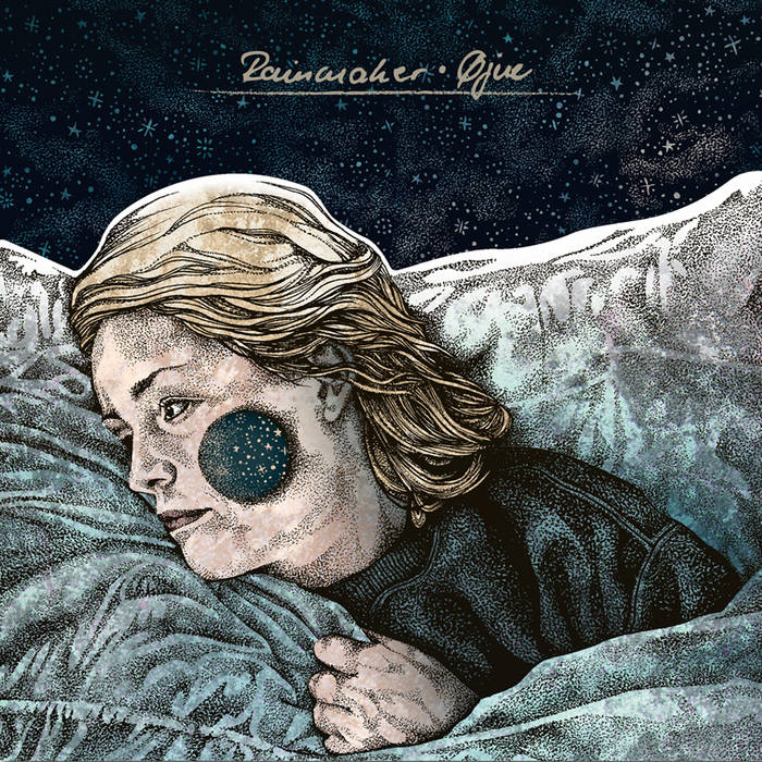 Rainmaker/Øjne split cover art