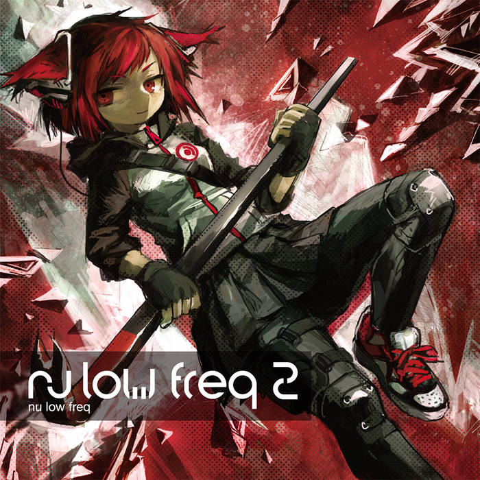 nu low freq 2 cover art