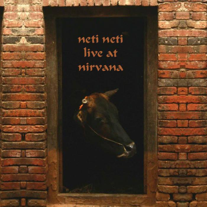 Live at Nirvana cover art