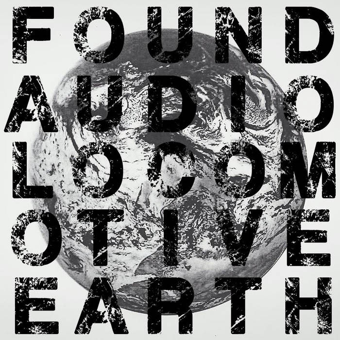 Locomotive Earth cover art