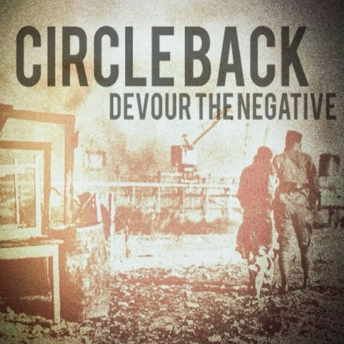 Devour The Negative cover art