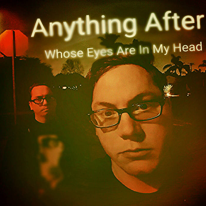 Whose Eyes Are In My Head cover art