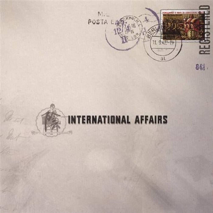 INTERNATIONAL AFFAIRS cover art