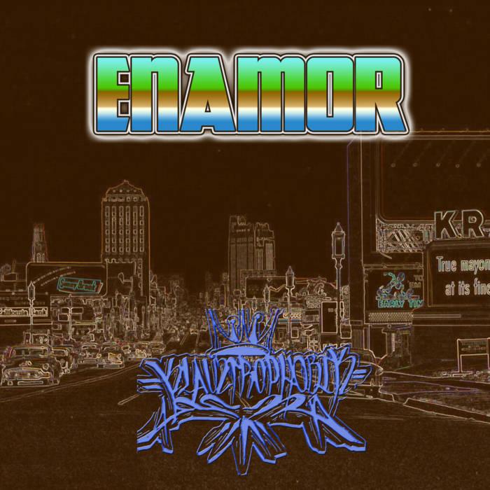 Enamor cover art