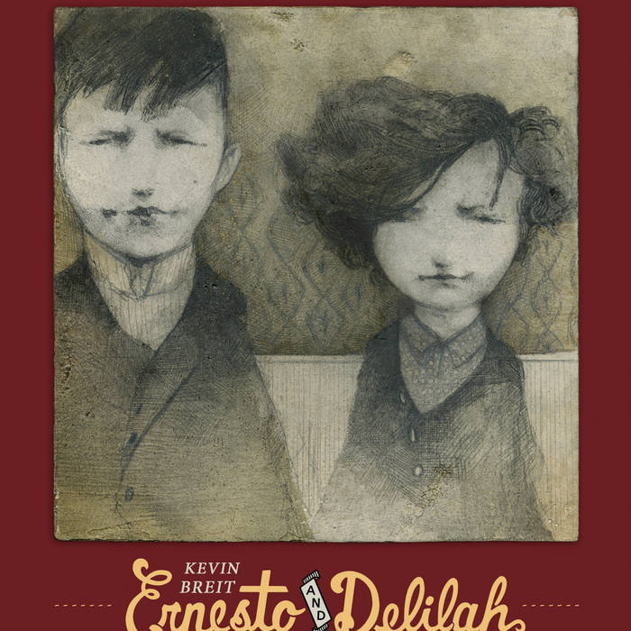 Ernesto and Delilah featuring Rebecca Jenkins cover art