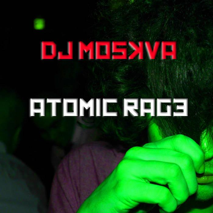 Atomic Rage cover art