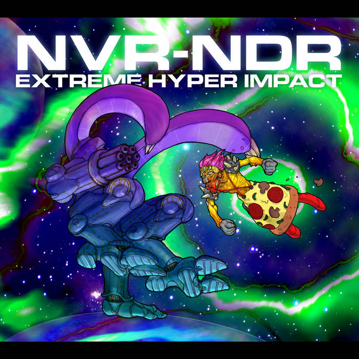 Extreme Hyper Impact cover art