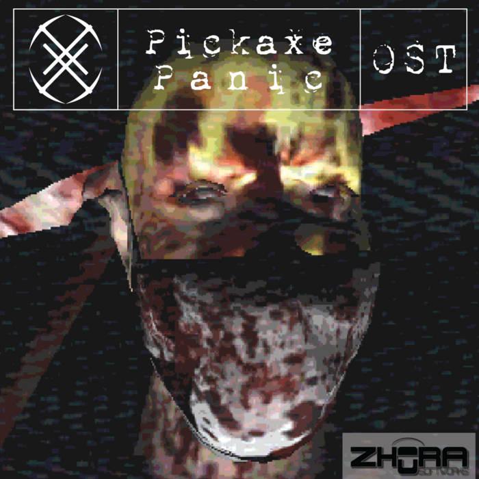 Pickaxe Panic OST cover art