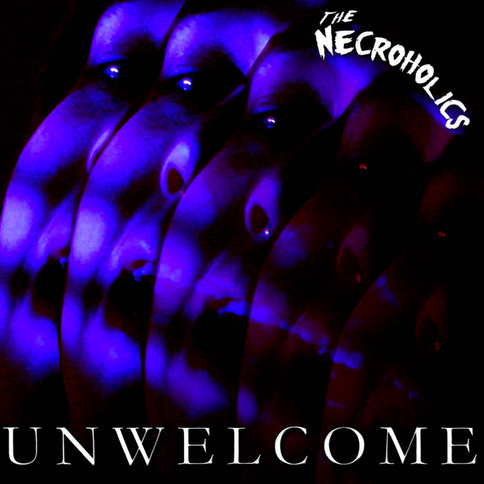 Unwelcome cover art