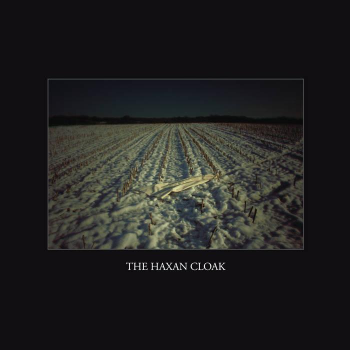 'The Haxan Cloak' cover art