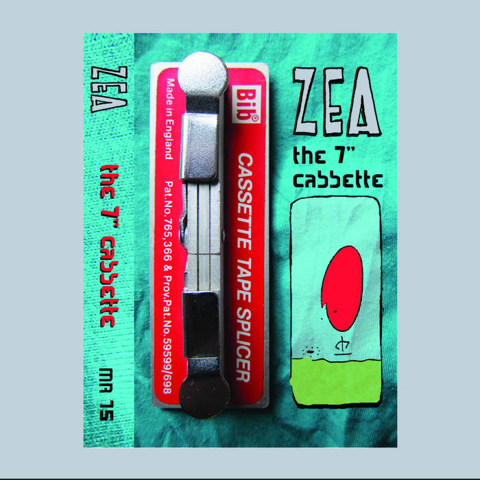 "The 7"" Cassette cover art"